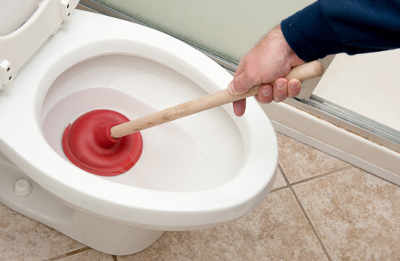 3 Easy Ways to Clear a Clogged Toilet
